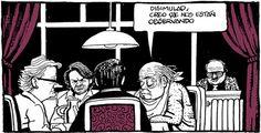 La viñeta de Ferreres del domingo 20 de enero del 2013 www.elperiodico.com #Humor #Dibujo #Viñeta
