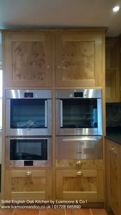 Eye Level Integrated Ovens
