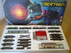 IBERTREN escala 3 n 143 años 70 #Toys #Vintage