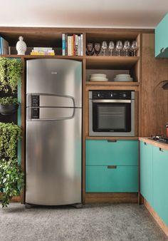 Cozinha aconchegante para curtir o inverno | CASA.COM.BR