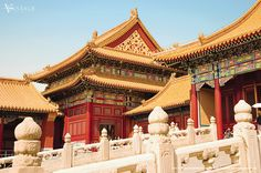 Beijing, China. Forbiddencity
