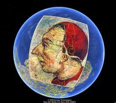 Atlas, Caricature, Tableware, Illustration, Painting, Dinnerware, Tablewares, Painting Art, Caricatures