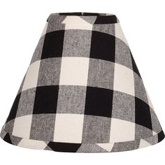 Home Collections by Raghu 16 inch Lamp Shade, Buffalo Check Black-Buttermilk Washer: Hom - Modern Country Decor, Farmhouse Decor, Farmhouse Design, Country Lamps, Country Curtains, Farmhouse Ideas, Country Farmhouse, Country Style, Plaid Living Room