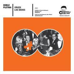 Doble pletina - Cruzo los dedos / Artista revelación - Discos de Kirlian 2011