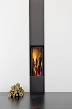 There are numerous seasonal as well as additionally happy fireplace mantel concepts that you can experiment with as well. Search our recommendations for fireplace designing, fireplace layouts, in addition to a lot more to discover inspiration. Modern Fireplace, Fireplace Design, Minimalist Fireplace, Bedroom Fireplace, Simple Fireplace, Black Fireplace, Interior Architecture, Interior And Exterior, Room Interior