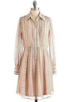 lsalome's Stitch in Time Dress | Mod Retro Vintage Dresses | ModCloth.com - StyleSays