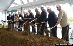 Hosting an official ribbon cutting or groundbreaking ceremony is a great way to showcase your new business! Take a look at these 7 expert tips for executing an event that will create a buzz: http://www.eventcentralpa.com/2015/03/how-to-plan-a-ribbon-cutting-or-groundbreaking-ceremony/