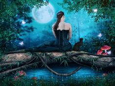 Wiccan Moonsong: Daily Message - November 12, 2015