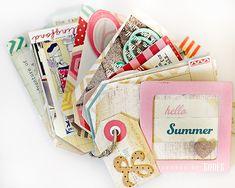 Summer Memories mini album w/ The Pier