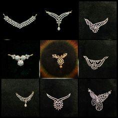 Diamond pendant Diamond Mangalsutra, Gold Mangalsutra Designs, Gold Earrings Designs, Pendant Jewelry, Beaded Jewelry, Locket Design, Antique Jewellery Designs, Diamond Bangle, Diamond Jewellery