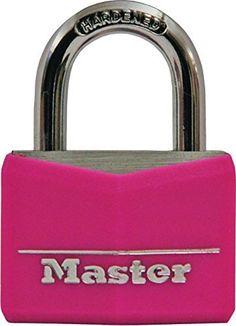 Master Lock 146D Covered Body Aluminum Padlock