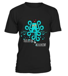 """# Release The Kraken T-Shirt, Giant Squid Octopus Titans Tee .  Special Offer, not available in shops      Comes in a variety of styles and colours      Buy yours now before it is too late!      Secured payment via Visa / Mastercard / Amex / PayPal      How to place an order            Choose the model from the drop-down menu      Click on """"Buy it now""""      Choose the size and the quantity      Add your delivery address and bank details      And that's it!      Tags: Fun release the kraken t…"""