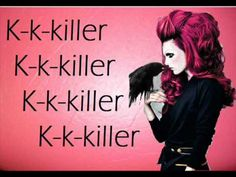 Jeffree Star - I'm in love (with a Killer) lyrics.wmv - YouTube ////// I AM IN LOVE WITH THIS SONG.