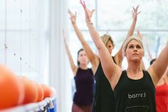 ClassPass Everything You Need to Know About Barre - The Warm Up Dynamic Stretching, Pilates Instructor, Barre Workout, Intense Workout, Wet Hair, Yoga Teacher, Confessions, Need To Know, Childhood Memories