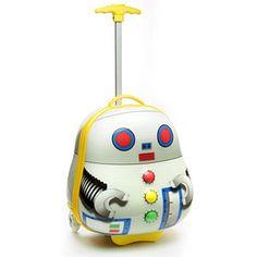 Luggo - Robot Luggage