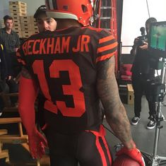 Cleveland Ohio, Cleveland Browns, Go Browns, Nfl Photos, Browns Football, Football Conference, Odell Beckham Jr, National Football League, Football Jerseys