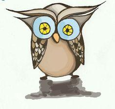 owl by Natalie Yeckley