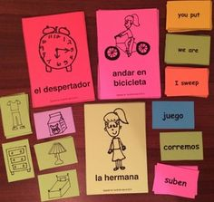 NEW OPTION AVAILABLE USING SPANISH FOR YOU! FOR CLASSES. For the teacher who just wants content and wants to make her/his own lesson plans and student practice. Check out this SUPER AFFORDABLE option: http://www.spanish-for-you.net/spanish-for-you-class-use-option-3.html