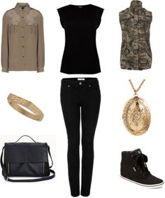 "Outfit inspired by B.A.P's Jongup in ""Coffee Shop"""