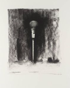 Jim Dine (born 1935). [no title], From Ten Winter Tools, 1973, Lithograph on paper.