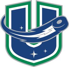 Utica  Comets Alternate Logo (2016) -