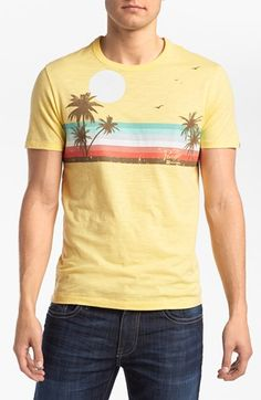 Original Penguin 'Sunset Palm' T-Shirt available at #Nordstrom