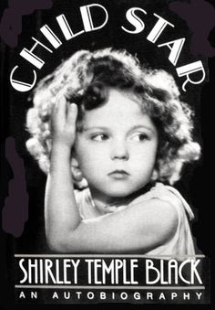 Child Star, Shirley Temple Black; one of those stories that has always intrigued me as we all grew up with Shirley Temple movies as kids (no matter the generation) and to see it through the eyes of Shirley herself is intriguing. Intelligent & clear headed about her own image and the Hollywood she encountered it is one of the best Movie Autobiographies I have come across. Although Shirley Temple once sailed the Goodship Lollipop, her prose aren't saccharin...