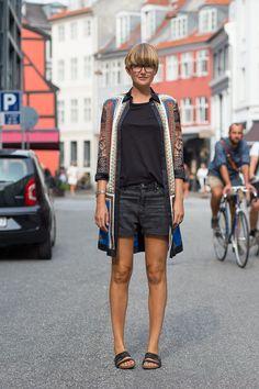 Louise from Polaris Journal // Scandinavian Standard: Copenhagen Fashion Week Spring 2015 Street Style