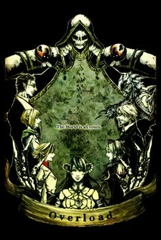 Overlord Anime World Map.175 Best Overlord Images Anime Characters Anime Art Art Of Animation