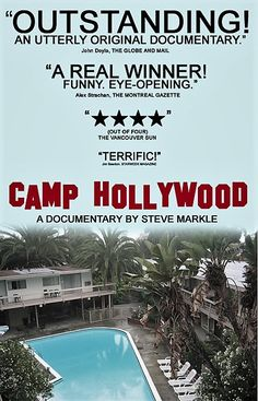A porn star, a bank robber and a Shakespearean actor are some of the subjects of Camp Hollywood, a feature documentary about the residents of a. Roy Dotrice, Hollywood Movies Online, Movies To Watch Hindi, Hollywood Poster, Movie Crafts, Dv A, Bank Robber, Movie Themes, The Lives Of Others
