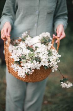 Photo of the week by zakharovaleksey. Cool Photos, Beautiful Pictures, Inspirational Photos, Photos Of The Week, Wicker Baskets, Bloom, Apple, Table Decorations, Spring
