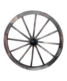 Love this Wagon Wheel by Leigh Country on #zulily! #zulilyfinds