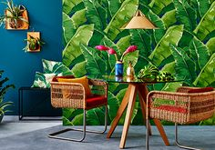 Shop the Trend: Tropical Decor on Etsy