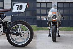 Tried and True - Stasis Moto Guzzi G5 1000 café racer via www.returnofthecaferacers.com