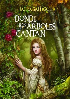Un libro muy bonito de Laura Gallego García.
