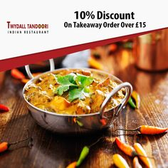 Twydall Tandoori Restaurant offers delicious Indian Food in Gillingham, Rochester Browse takeaway menu and place your order with ChefOnline. Tandoori Restaurant, Restaurant Order, Indian Food Recipes, Ethnic Recipes, Gillingham, Food Items, A Table, Opportunity