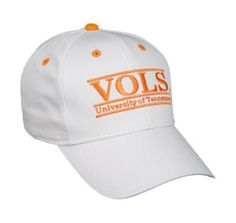 Tennessee Snapback College Nickname Bar Hats by The Game
