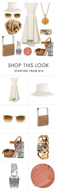 """Starting from the talisman"" by harikleiatsirka ❤ liked on Polyvore featuring Maticevski, Zimmermann, Chrome Hearts, Persephoni, Dolce&Gabbana, Gucci, OPI, Lipstick Queen and Brunello Cucinelli"