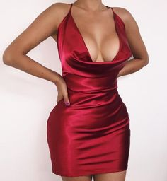 Amra Dress - Red