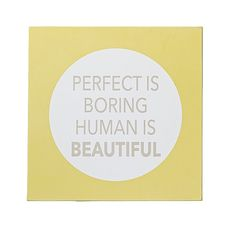 Cartel Perfect Is Boring Human is ...