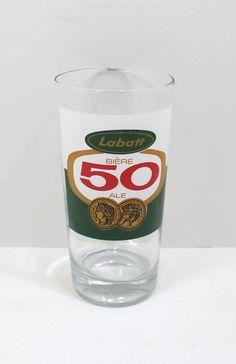 Labatt 50 Ale Beer Glass #Labatt Ale Beer, Shot Glass, Glasses, Store, Tableware, Ebay, Eyewear, Eyeglasses, Dinnerware