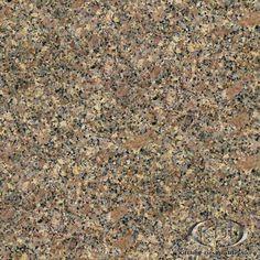 Carioca Brown Granite  (Kitchen-Design-Ideas.org)