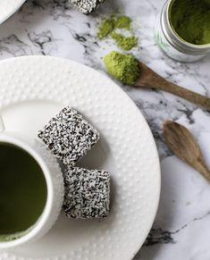 Sjokolade og mokkabiter; sukkerfri og proteinrik