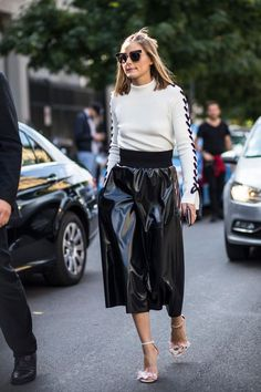 Yes, the Milan Fashion Week Street Style Spring 2018 was Really Good, and Yes, It's a Must-See — FashionFiles