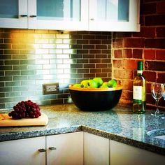 A little #wine, a little #cheese, #HamelMillLofts & #you. #kitchens #delicious #apartments