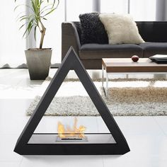 Quantum Fireplace In Black http://www.beyondtherack.com/member/invite/B7C53751