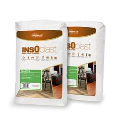 Insulating, acoustic, flame-retardant ultra lightweight plaster, find out more at - http://www.ipaintstore.co.uk/