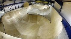 famous indoor skateparks - Google Search