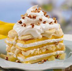 Little Debbie® Hummingbird Style Banana Twins® Cake