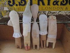 cathy cullis hand made dolls
